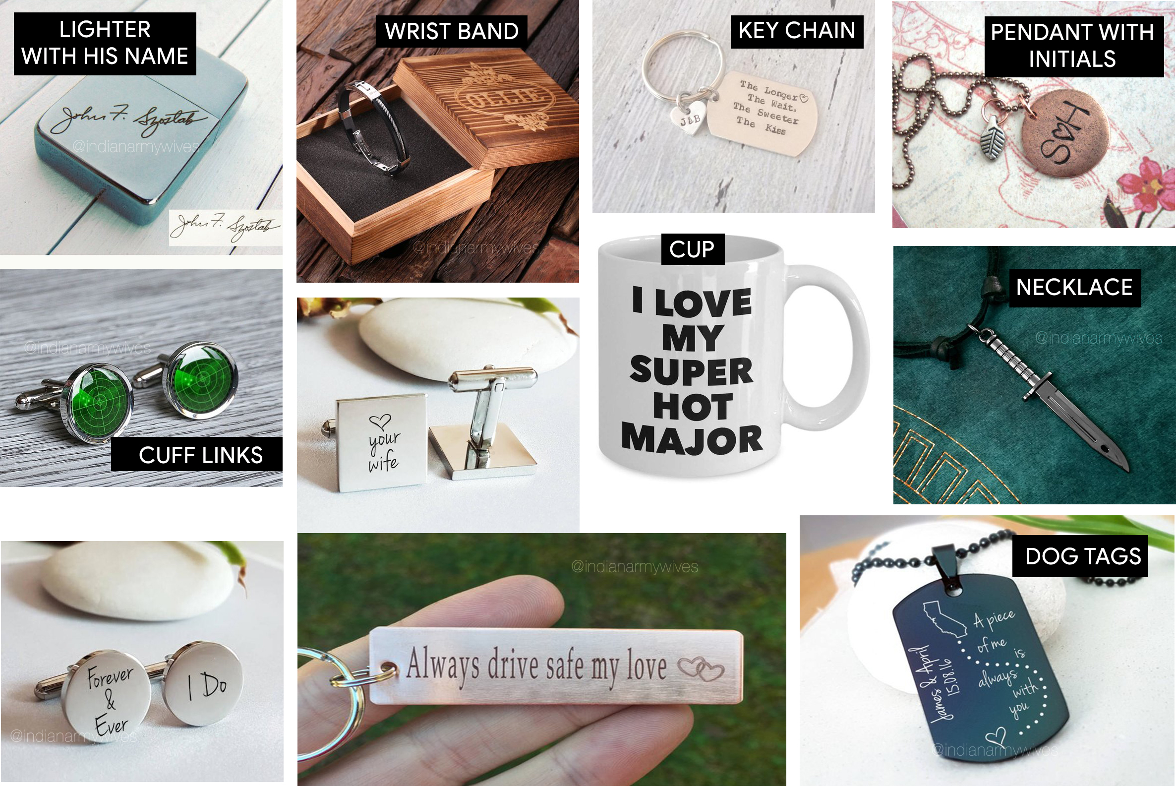 19 gift ideas for military boyfriend – Indian Army Wives